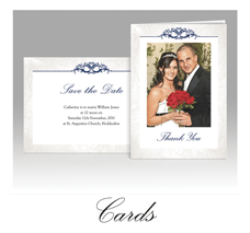 Wedding Save The Date and Thank You Cards
